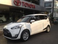 Jual Avanza: TOYOTA ALL NEW SIENTA G MANUAL SURABAYA
