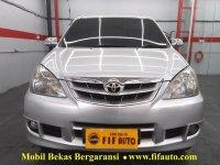 Jual Toyota Avanza 1.3 G AT 2011 Silver metalik