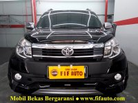 Jual Toyota Rush S TRD Sportivo 2015 manual warna hitam