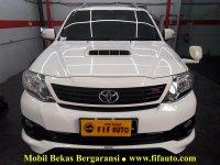 Jual Toyota Fortuner 2.5 G Trd Sportivo AT 2015 Putih