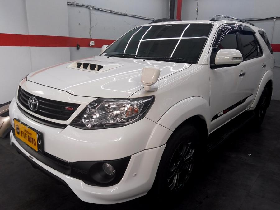 Toyota Fortuner 2.5 G Trd Sportivo AT 2015 Putih ...