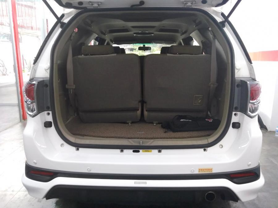 Toyota Fortuner 2.5 G Trd Sportivo AT 2015 Putih ...