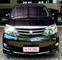 Jual Toyota Alphard 2.4 AS Automatic