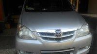 Toyota: Dijual Avanza E th 2009 Upgrade G, Silver