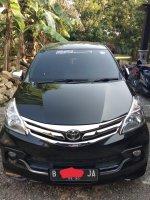Toyota: Utk pembeli langsung AVANZA 1.3G MT LUXURY HITAM, 2015, STNK JAKTIM