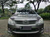 Jual Toyota Kijang Innova J MT 2013 | Dambaan Hati Keluarga Indonesia
