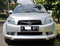 Jual TOYOTA RUSH S Manual 2010 Silver Tgn 1 Service Record Toyota Auto 2000