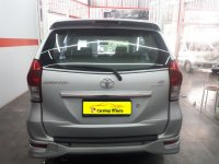 Jual Toyota All new Avanza 1.3 G Luxury 2014 silver metalik