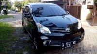 Jual Toyota: All New Avanza 2012 E Plus A/T Hitam Siap Pakai