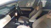 Jual Toyota Corolla Altis V 2015