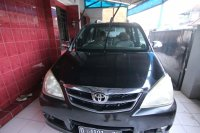 Dijual Cepat : Toyota Avanza MT type G black tahun 2010 Plat D
