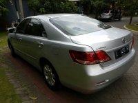 Jual Toyota Allnew Camry G 2.4 Tahun 2007 plat L
