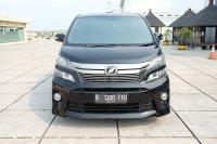 Jual Toyota Vellfire ZG Alles 2014 Pilot Seat Mulus Gan Hanya Cukup TDP 89