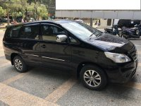 Jual Toyota: Innova 2015 G luxury Manual