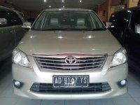 Jual Toyota: Kijang Grand New Innova G Manual Tahun 2011