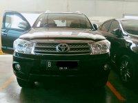 Jual Toyota: Fortuner V 2.7 matic nego sampai deal barang antik