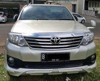 Jual Toyota Grand New Fortuner TRD Diesel 2011 TERAWAT
