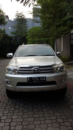 Jual Toyota: FORTUNER diesel 2009 manual