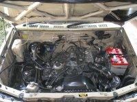 Kijang: Dijual Toyota LGX EFI 1.8 (005 tampak ruang mesin.jpg)