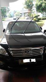 Jual Toyota kijang innova v luxury captain seat 2013