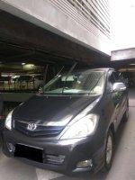 Jual Toyota Kijang Innova Type G 2010
