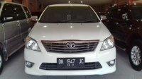 Toyota: Kijang Grand New Innova E up V Tahun 2013 (depan.jpg)