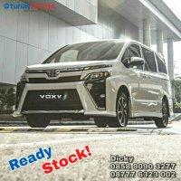 Jual Toyota Voxy 2.0 a/t 2018, Ready Stock + GRATIS 1 TAHUN ASURANSI JIWA