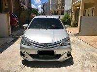 Jual Toyota Etios Valco 1.2 MT Des 2013 Mulus