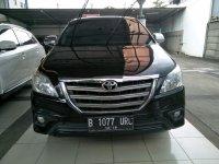 Jual Toyota: Innova G AT 2.0 Th 2013 Hitam. siap pakai