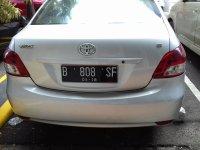 Dijual mobil Bekas Toyota Vios