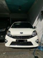 Jual Toyota Agya G Automatic (AT) 2014 Surabaya