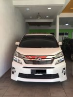 Jual Toyota Vellfire ZG Premiumsound Automatic (AT) 2014 Surabaya