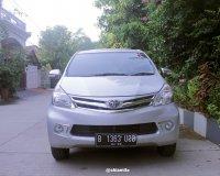 Jual Toyota Avanza G Matic 2012