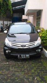 Jual Toyota Avanza G 1.3 M/T 2013