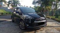Toyota: Jual Sienta Hitam, Sienta Manual 2016, Sienta Km Rendah, Sienta V (1.jpg)