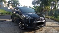 Toyota: Jual Sienta Hitam, Sienta Manual 2016, Sienta Km Rendah, Sienta V