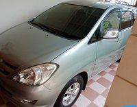 Toyota: DIJUAL INNOVA (V) MANUAL 2004 BENSIN PLAT L WRN HIJAU METALIK