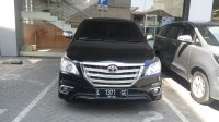 Jual Toyota: Innova V A/T Luxury mulus atas nama sendiri
