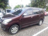 Jual Toyota Avanza G matic 2011