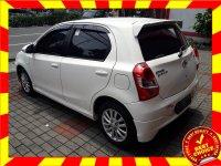 Jual Toyota: Etios Valco G 2014 manual tipe tertinggi, tangan pertama, KM 22 ribu