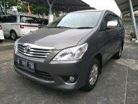 Jual Toyota: Innova G Manual 2012 Abu Tua Met Siap pakai
