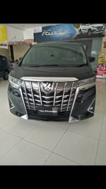 Toyota: Ready all new alphard 2018