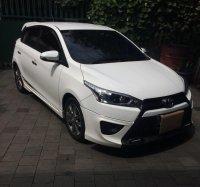 Jual Toyota Yaris S TRD Sportivo A/T 2014 - sangat mulus full coating