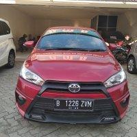 Jual Toyota: Yaris TRD Sportivo 2014 metik merah