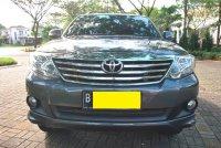 Jual Toyota Fortuner 2.5 G AT Diesel Facelift 2011