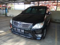 Jual Toyota: INNOVA G MT DIESEL 2012 AKHIR AN. SENDIRI