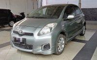 Jual Toyota Yaris E AT 2013 murah mulus