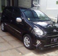 Toyota: Agya TRD Matic 2014 - Jual Murah