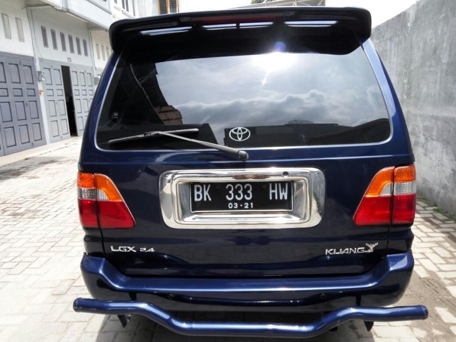 Kijang LGX 2001 Diesel (kondisi terawat) - MobilBekas.com