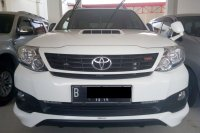 Jual Toyota Fortuner Vnt TRD 2014 Diesel AT (DP minim)